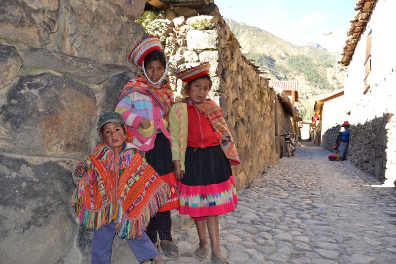 Ollantaitambo Peru